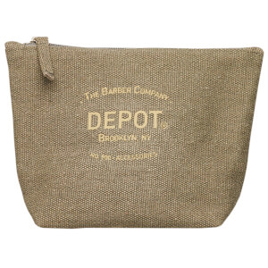 Depot Canvas Travel Pouch