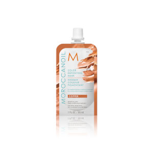 Moroccanoil Color Depositing Mask 30ml - Copper
