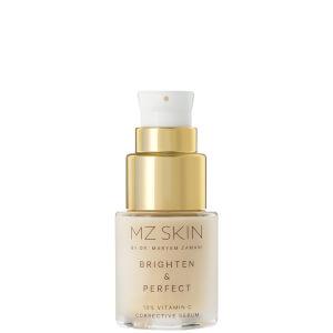 MZ Skin Brighten and Perfect 10% Vitamin C Corrective Serum Deluxe Travel Size 10ml (Worth $168)