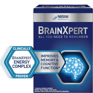 BrainXpert – Improves Memory and Cognitive Function - Weekly Pack - 14 x 25g Sachets