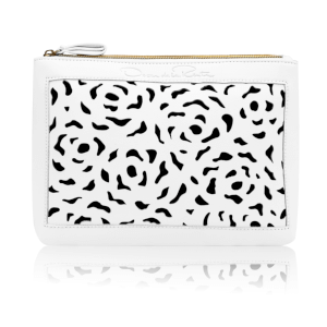 Oscar de la Renta Bella Essence Pouch Bag (Worth $20)