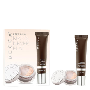BECCA Prep and Set Matte Never Flat Kit
