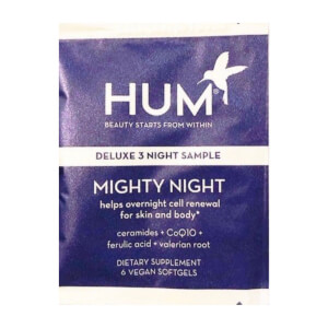 HUM Nutrition Might Night 3 Day Sample 35ml (Worth $4)