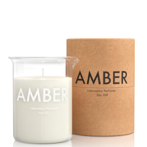 Laboratory Perfumes Amber Candle 200g
