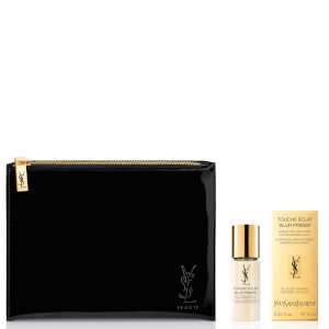 Yves Saint Laurent Mother's Day Vinyl Pouch with Touche Eclat Blur Primer 10ml