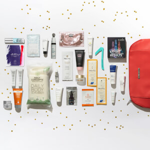 24-Piece Anniversary Beauty Bag (Worth $338)