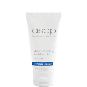 asap Daily Exfoliating Facial Scrub 15ml
