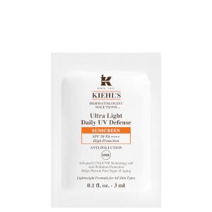 Kiehl's Ultra Light Daily UV Defense Facial Sunscreen SPF 50 3ml