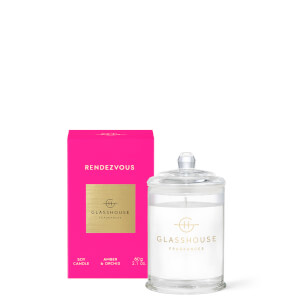 Glasshouse Fragrances Rendezvous Candle 60g