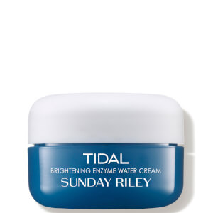 Sunday Riley Tidal Brightening Enzyme Water Cream 8 g.