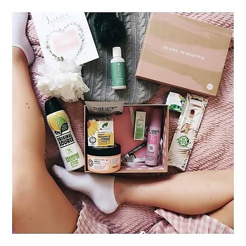 View social media post from  glossyboxuk