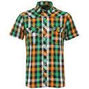 Boxfresh Men's Camerius Shirt - Green