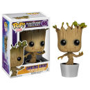 Marvel Guardianes de la Galaxia Dancing Groot Pop! Vinyl