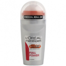 L'Oreal Paris Men Expert Full Power Deodorant Roll-On (1.7oz)