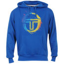 Sergio Tacchini Men's Cloud Overhead Hoody - Blue