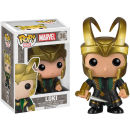 Marvel Thor 2 Loki with Helmet Pop! Vinyl Figure