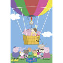 Peppa Pig Balloon - Maxi Poster - 61 x 91.5cm