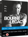 The Bourne Legacy - Beperkte Editie Steelbook (Bevat Digital en UltraViolet Copies)