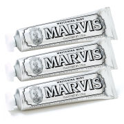 Marvis Whitening Mint Toothpaste Bundle (3 x 85 ml)