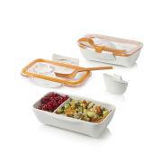 Bento Box, Vesperdose, orange