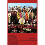 The Beatles Sgt Pepper - Maxi Poster - 61 x 91.5cm
