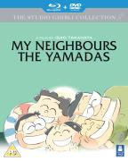 My Neighbours Yamadas - Double Play (Bevat DVD en Blu-Ray Copy)