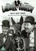 Laurel & Hardy - Way Out West Plus James Finlayson Shorts