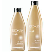 Redken All Soft Duo (2 produkter)
