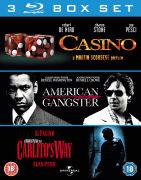 Casino / American Gangster / Carlitos Way