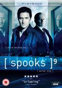 Spooks - Series 9 Box Set