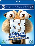 Ice Age/ Ice Age 2: El Deshielo/ Ice Age 3: El Orígen de los Dinosaurios