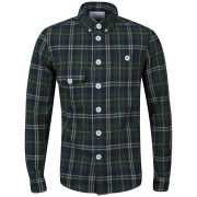 Humor Men's Milla Check Shirt - Green Multi