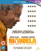 Mandela: Long Walk to Freedom (Bevat UltraViolet Copy)
