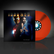 Iron Man: The Original Motion Picture Soundtrack OST – Zavvi Exclusive - Limited Coloured Red Vinyl (500 Worldwide Only)
