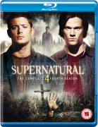 Supernatural - Seizoen 4 - Compleet