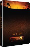 Buried (Enterrado) - Steelbook Exclusivo de Zavvi (Edición Limitada) (Tirada Ultra-Limitada)