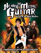 Jam Heavy Metal Guitar: Secrets of Metal Masters