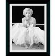 Marilyn Monroe Ballet - 30 x 40cm Collector Prints