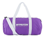 Myprotein Barrel Bag - Lila