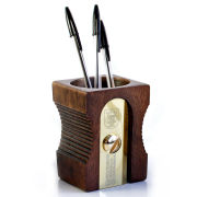 Dark Sharpener Desk Tidy