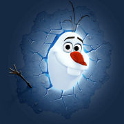 Aplique de pared Disney Frozen Olaf 3D