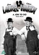 Laurel & Hardy - A Job To Do Classic Shorts
