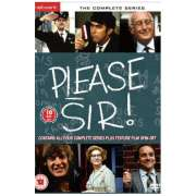 Please Sir! - Complete Serie Box Set [Repackaged] [10DVD]