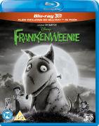 Frankenweenie 3D (Incluye Blu-ray 2D)