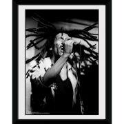 Bob Marley Hair - 8x6 Framed Photographic