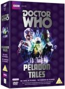 Doctor Who Peladon Tales