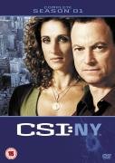 CSI New York Complete Season 1