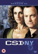 CSI New York - Seizoen 1 - Compleet