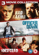 Crime Triple: Bad Karma / The Entitled / Officer Down
