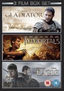 Gladiator / Immortals / The Eagle